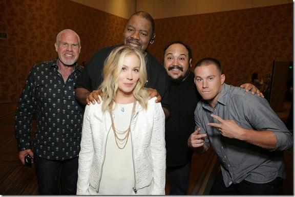 Twentieth Century Fox Panel at 2014 Comic-Con