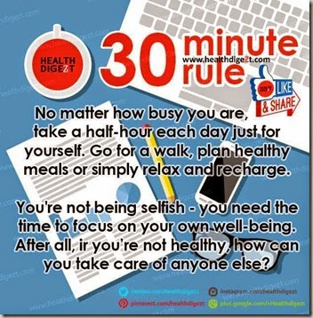30 minute rule