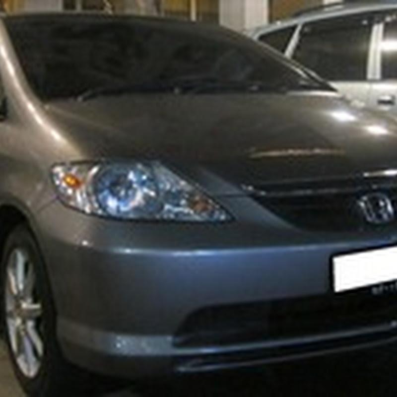 Honda New City A/T VTEC tahun 2005