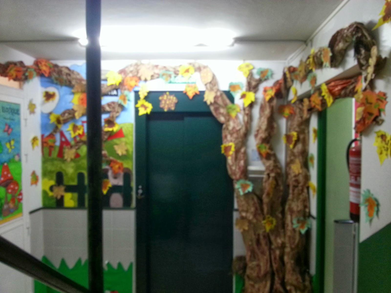 Decoracion oto o aula infantil for Decoracion escuela