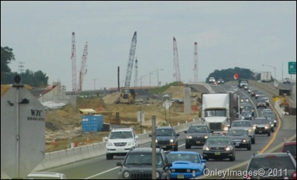 cranes NJ turnpike