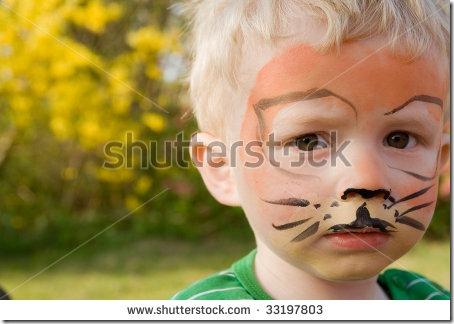 maquillaje de tigre (37)