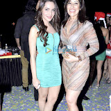 Shazahn Padamsee at Raell Padamssee&#039;s Christmas bash