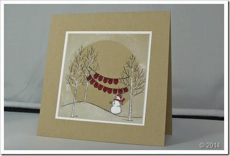 White Christmas, Crumb Cake, Amanda Bates, The Craft Spa  (2)