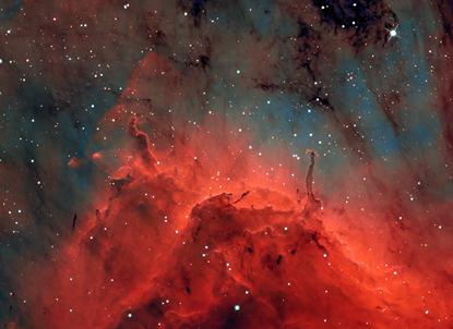Nebulosa do Pelicano