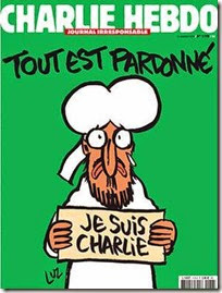 Vignetta di Charlie Hebdo