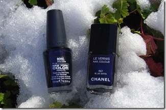 chanel-blue-satin-vs-nyc-west-village