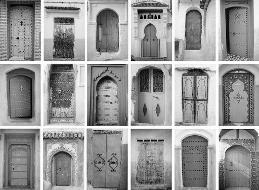 Fas'ta Mavi Bir Kent: Şafşavan