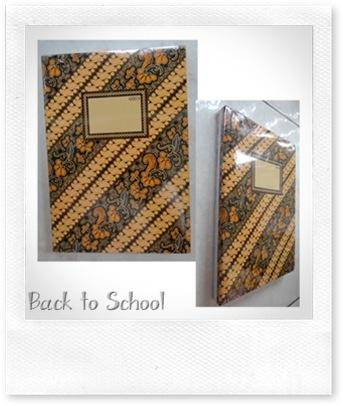 Bebex Koening OnlineShop Buku Kiky Batik Size Besar