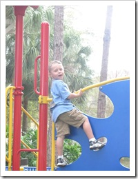 Florida vacation at condo playground2