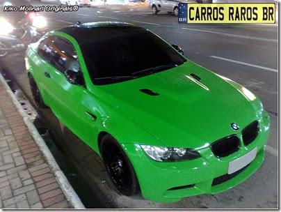BMW M3 E92 Verde (5)