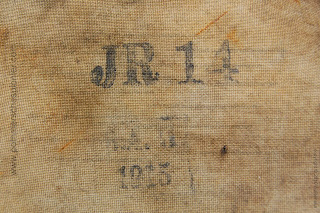 Stamp of the JR14 and B.A.II 1915