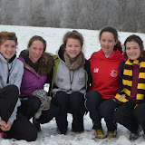 Bradford Schools XC - Northcliffe SG, IG & SB
