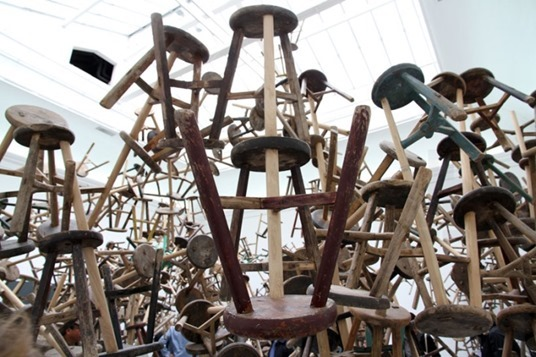 Ai-Weiwei-bang-installation-at-Venice-Art-Biennale-2013-Venice-04