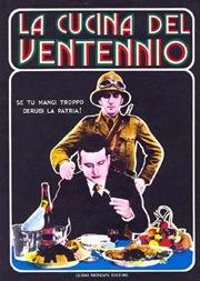 Cucina del Ventennio (libro copertina) (medio)
