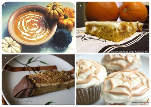 Features 22 Pumpkin collage