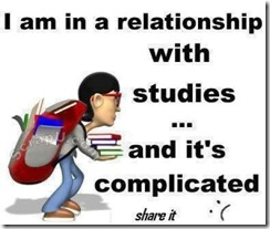 In relationship with studies, Funny and inspirational quotes. clickmyblog3.blogspot.in share on facebook, heart touching quotes, facebook tips, mobile tricks, free mobile balance
