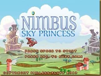 Nimbus Sky Princess タイトル