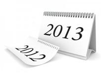 2012 para 2013
