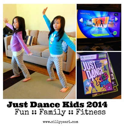 Fun, Family and Fitness with Just Dance 2014