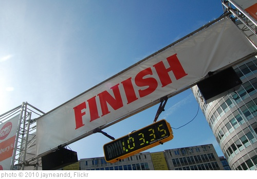 'Finish Line' photo (c) 2010, jayneandd - license: http://creativecommons.org/licenses/by/2.0/