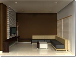 kombinasi warna cat rumah minimalis modern