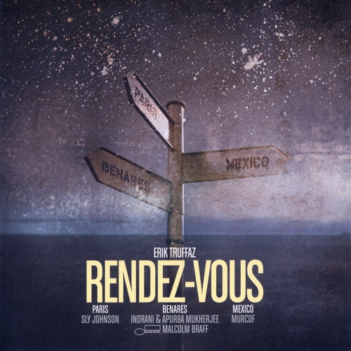 Erik Truffaz — Rendez-Vous (3 CD) © 2008.jpg