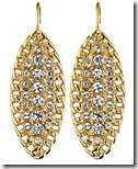 Drybert Kern Crystal Drop Earrings