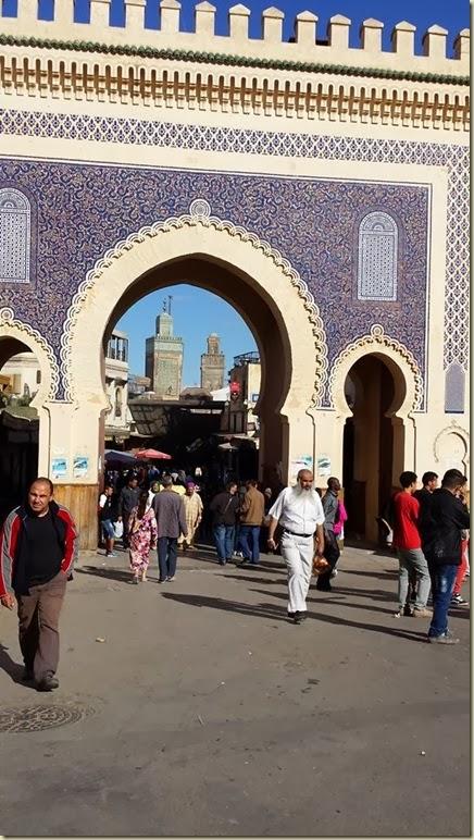 gate in medina