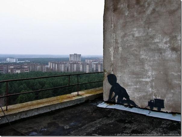 Grafite em Chernobyl (25)