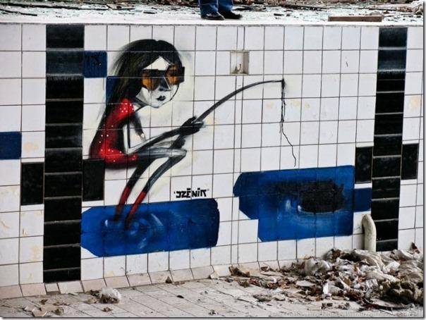 Grafite em Chernobyl (4)
