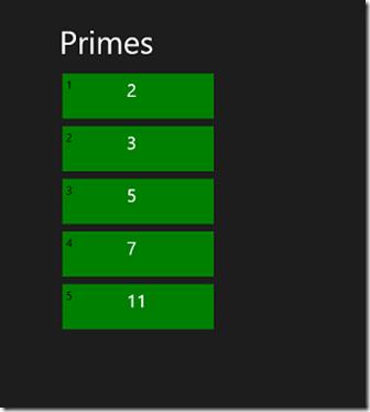 PrimeSequenceWinRT2