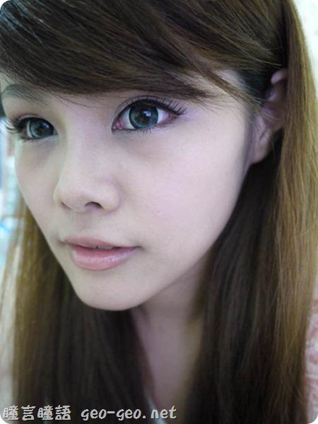 日本Messish KiraKira SweetyEye-Brown糖果灰