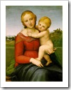 The Small Cowper Madonna, 1505, in National Gallery of Art at Washington, D.C., U.S.