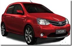 Toyota Etios Liva Petrol