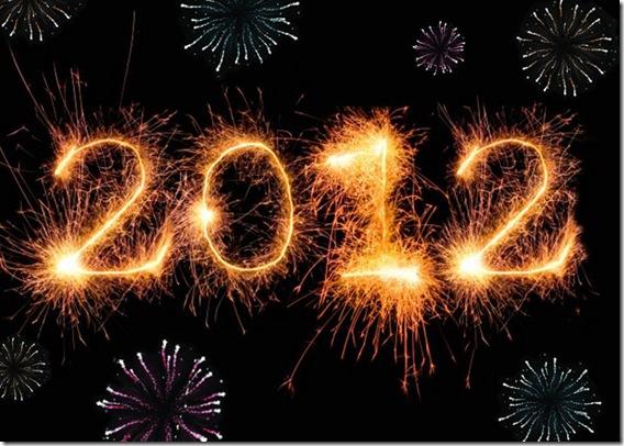 ¡¡FELIZ 2012!!