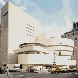 23.- F. Lloyd Wright. Museo Guggenheim (Nueva York)