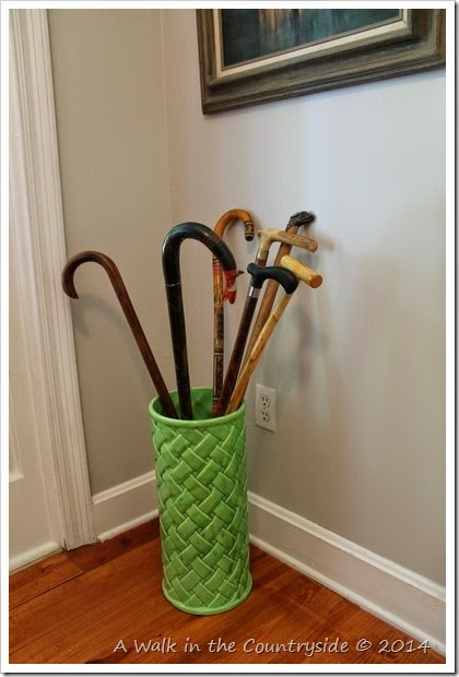 Umbrella stand for Cane Collection