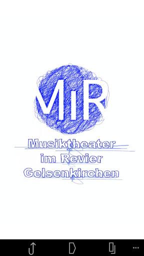 MiR - Die App