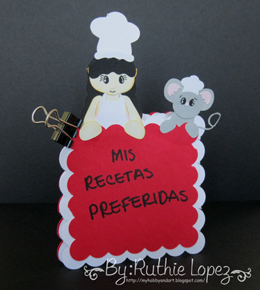 kadoodlebugdesigns - cupcake cuties - libreta