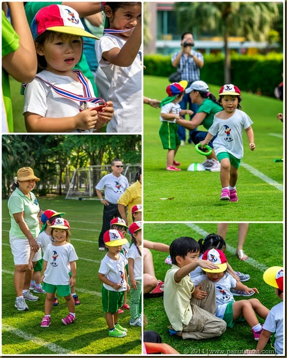 Page 3 Mar's Sports Day