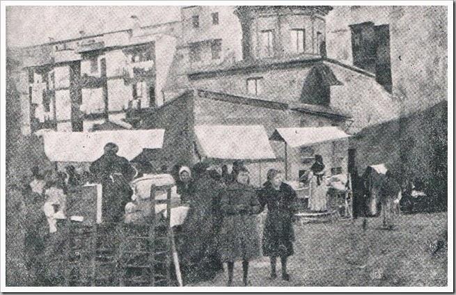 Porrat en Sant Vicent de la Roqueta. Ca. 1905