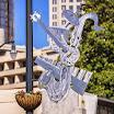 Public Art along Centennial Olympic Park