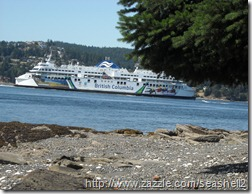 BC Ferries - SK