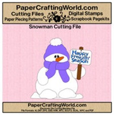 snowman cf papered 200
