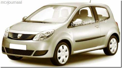 nieuwe productie lijn Dacia City 01