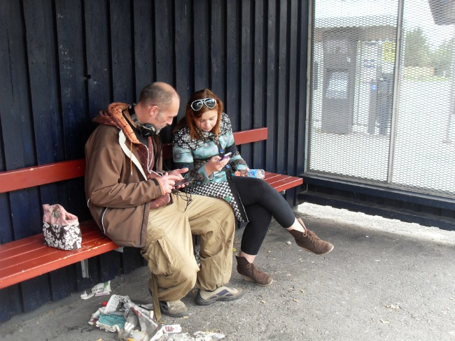 Mobilunderholdning