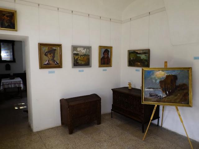 Sándorfalvi Sándor kiállítása Pencen