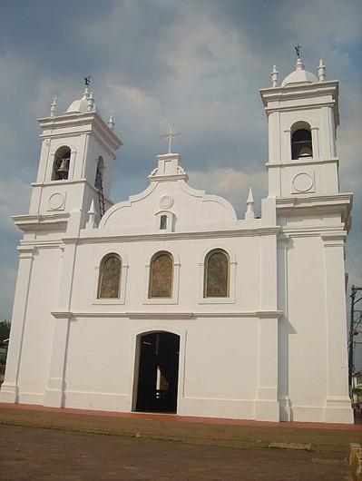 Igreja de Santana - Igarapé-Miri, Parà, foto:Carlos Fernando Macedo