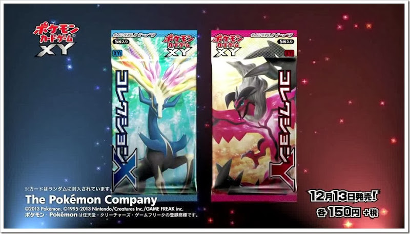 Pokemon Card Game Collection X-Y 12